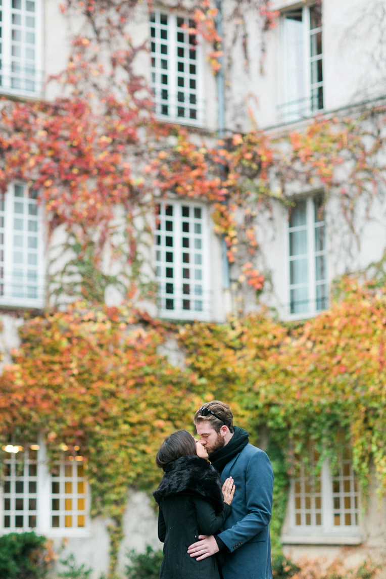 Paris Engagement French Grey Photography 047