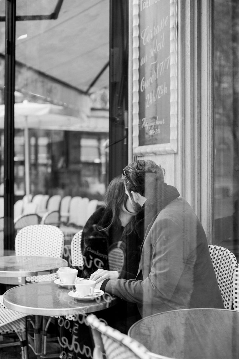 Paris Engagement French Grey Photography 061