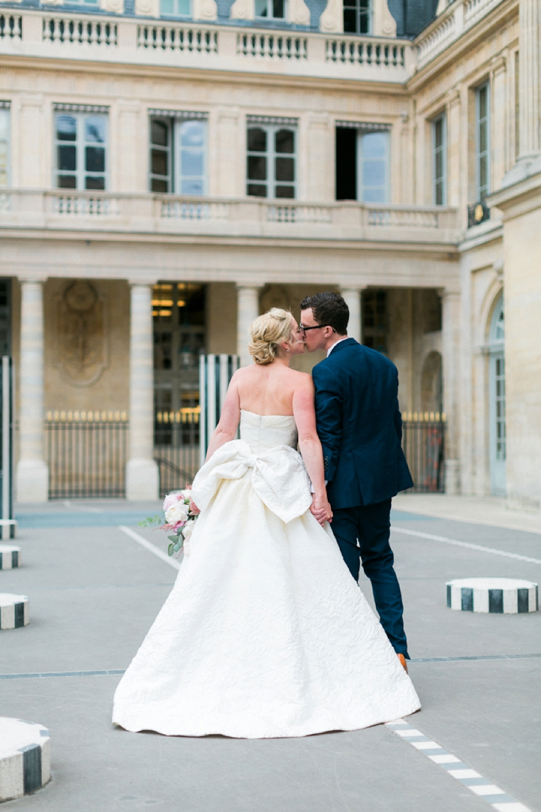 Paris Wedding French Grey Photography 141