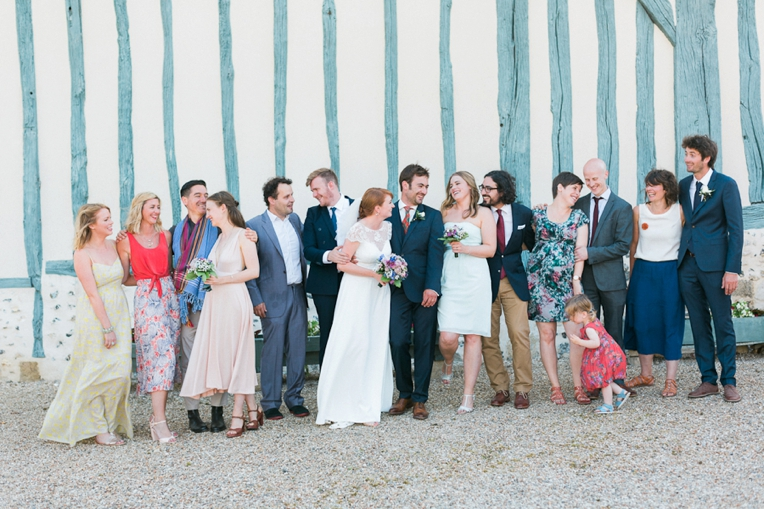 Normandy Wedding French Grey Photography 094
