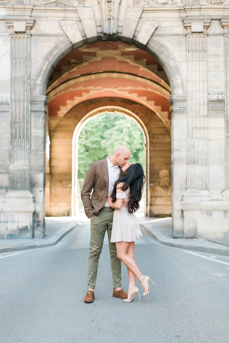 Paris Engagement French Grey Photography 003