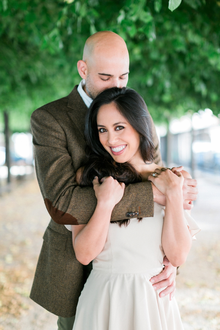 Paris Engagement French Grey Photography 033