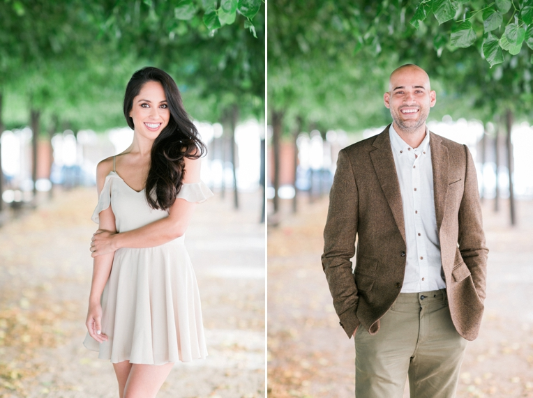 Paris Engagement French Grey Photography 037