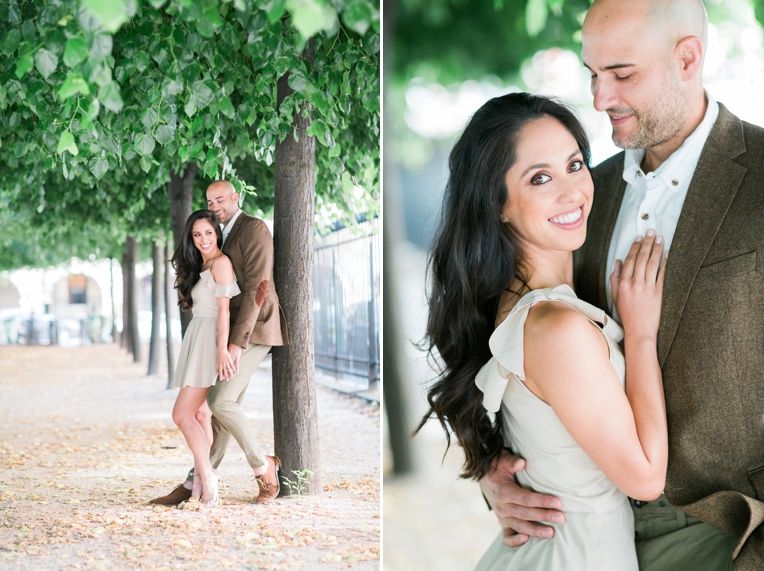 Paris Engagement French Grey Photography 043