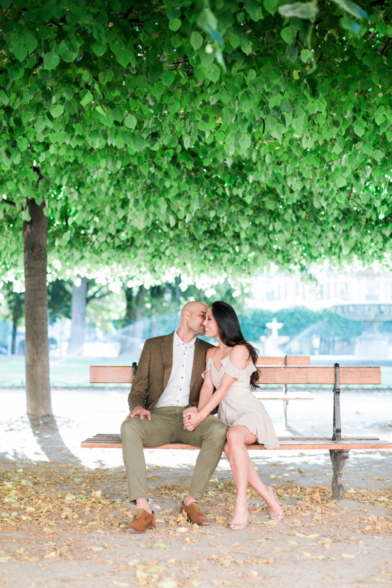 Paris Engagement French Grey Photography 053