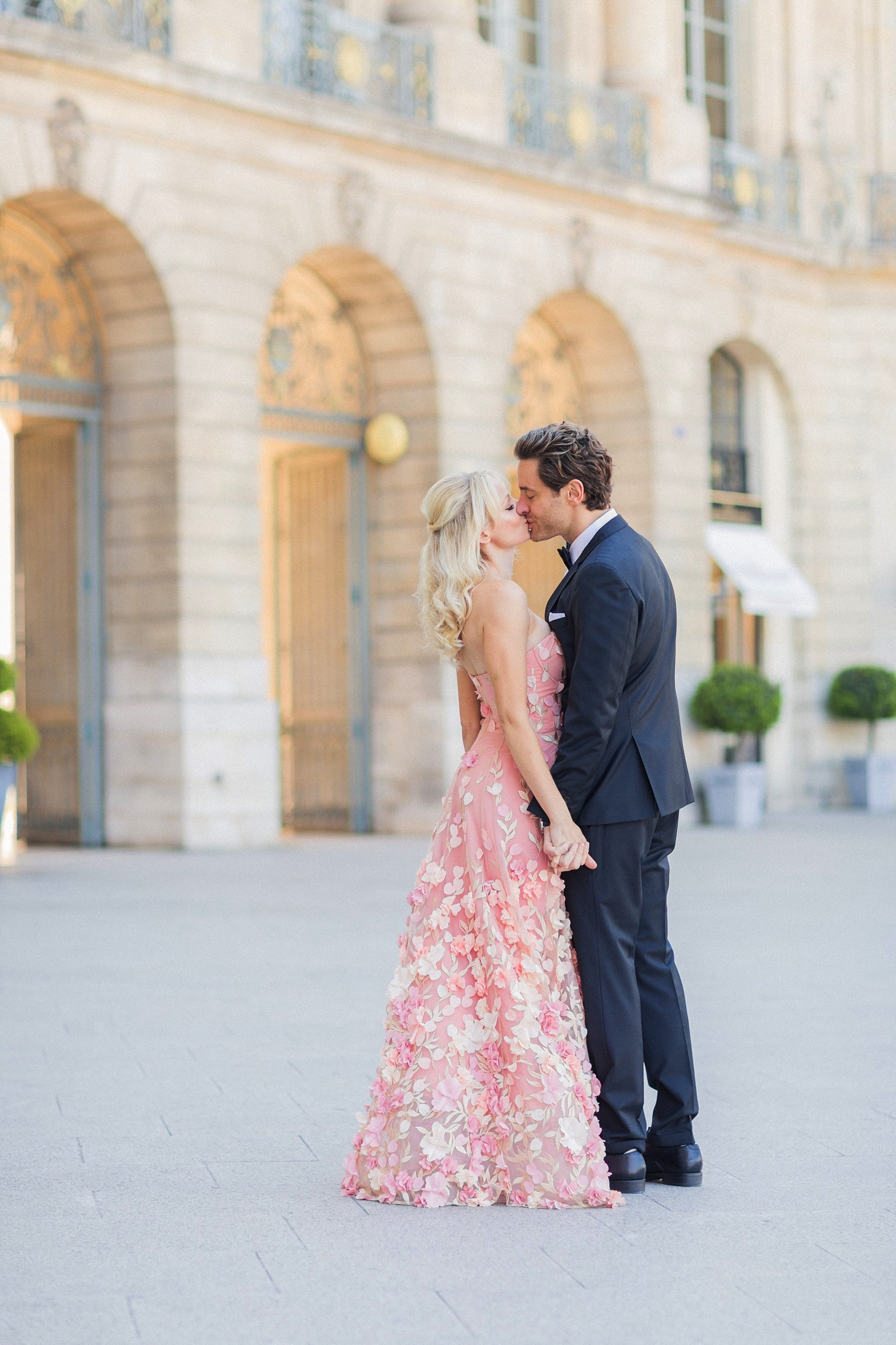 Paris Elopement French Grey Photography 095