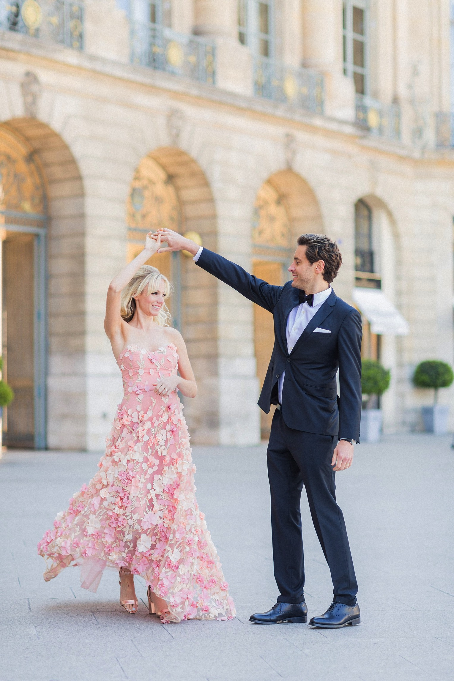 Paris Elopement French Grey Photography 096