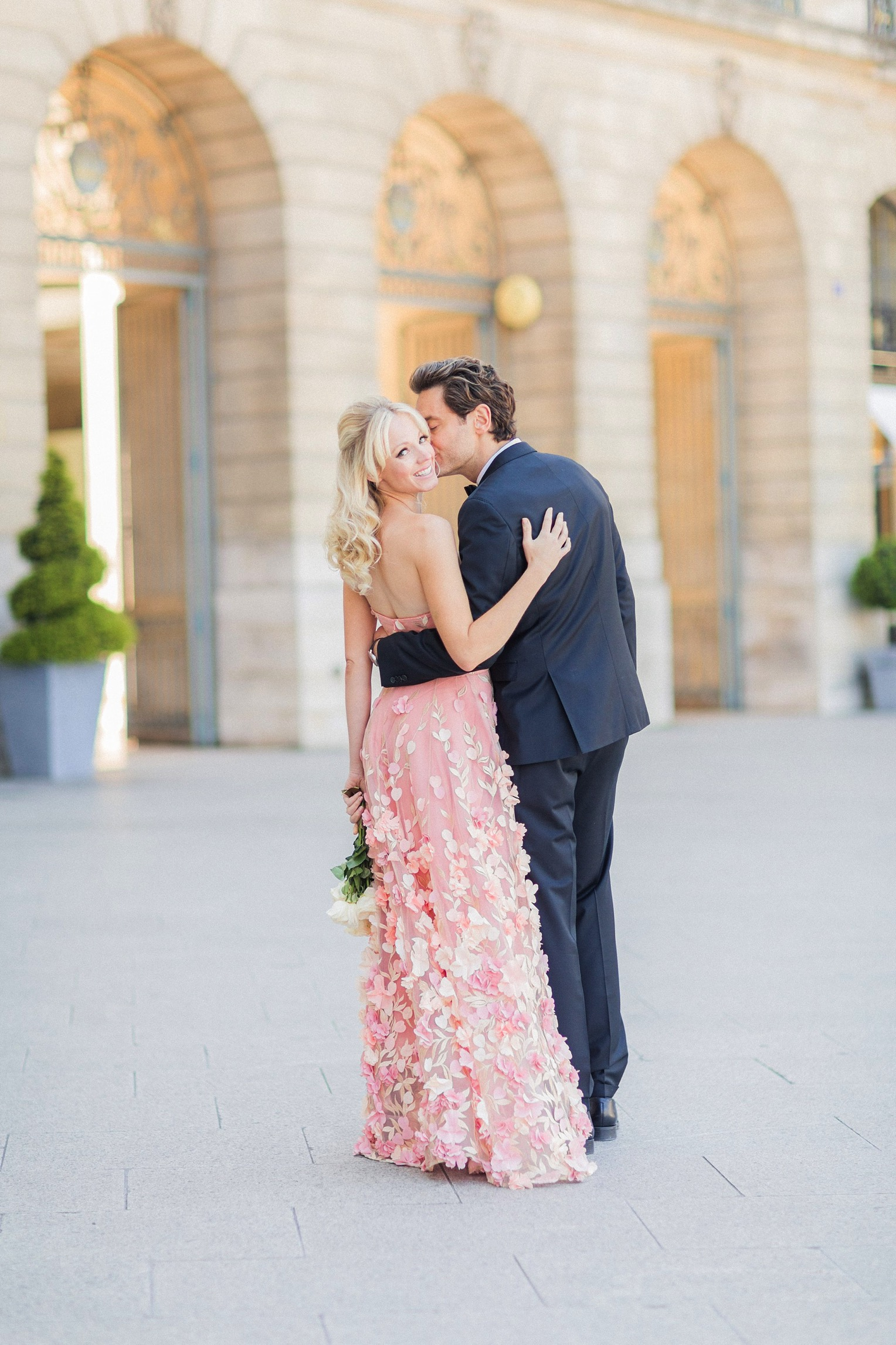 Paris Elopement French Grey Photography 103