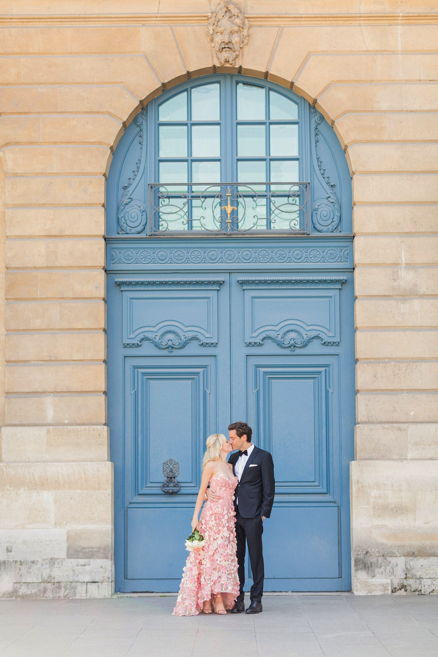 Paris Elopement French Grey Photography 104