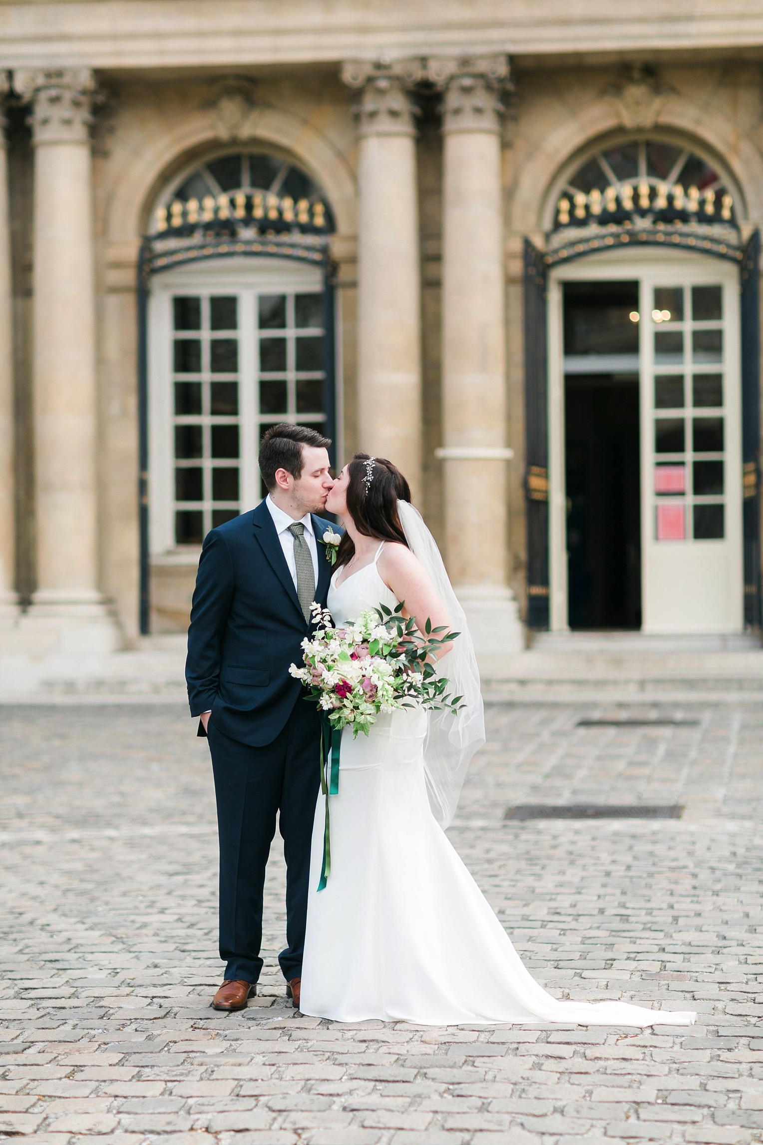 Paris Elopement French Grey Photography 114