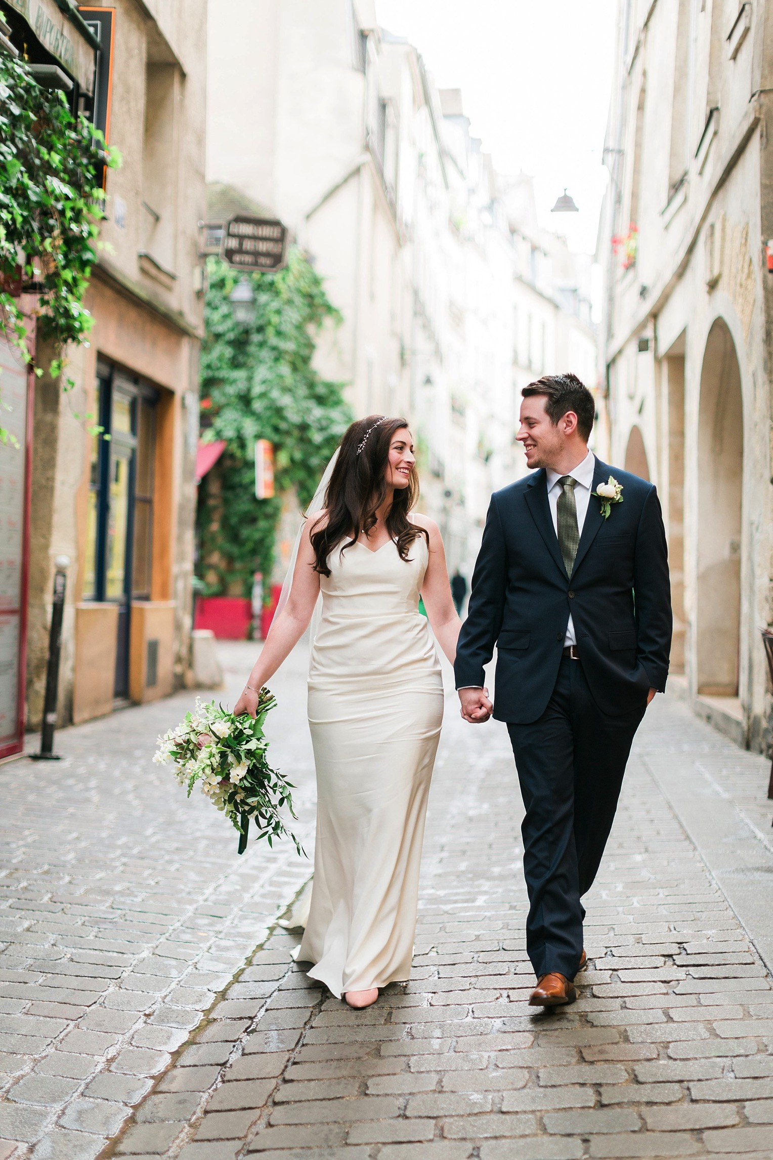 Paris Elopement French Grey Photography 16