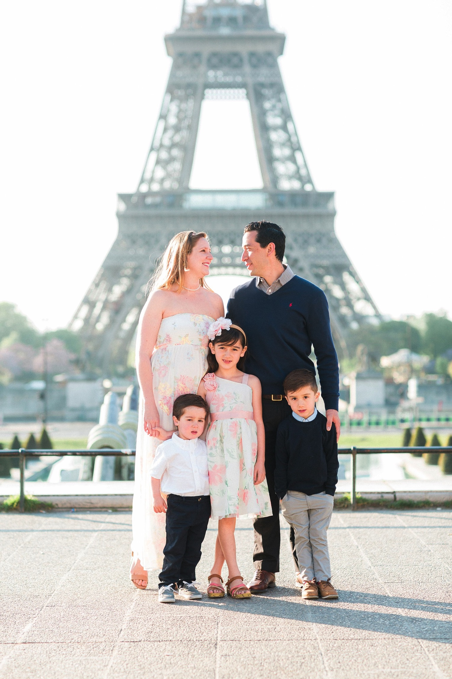 Paris Family French Grey Photography 028