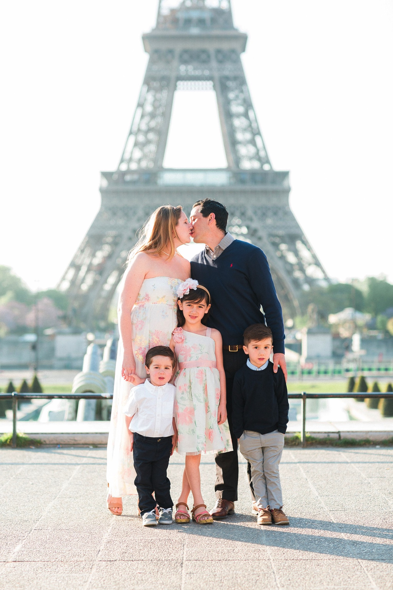 Paris Family French Grey Photography 029