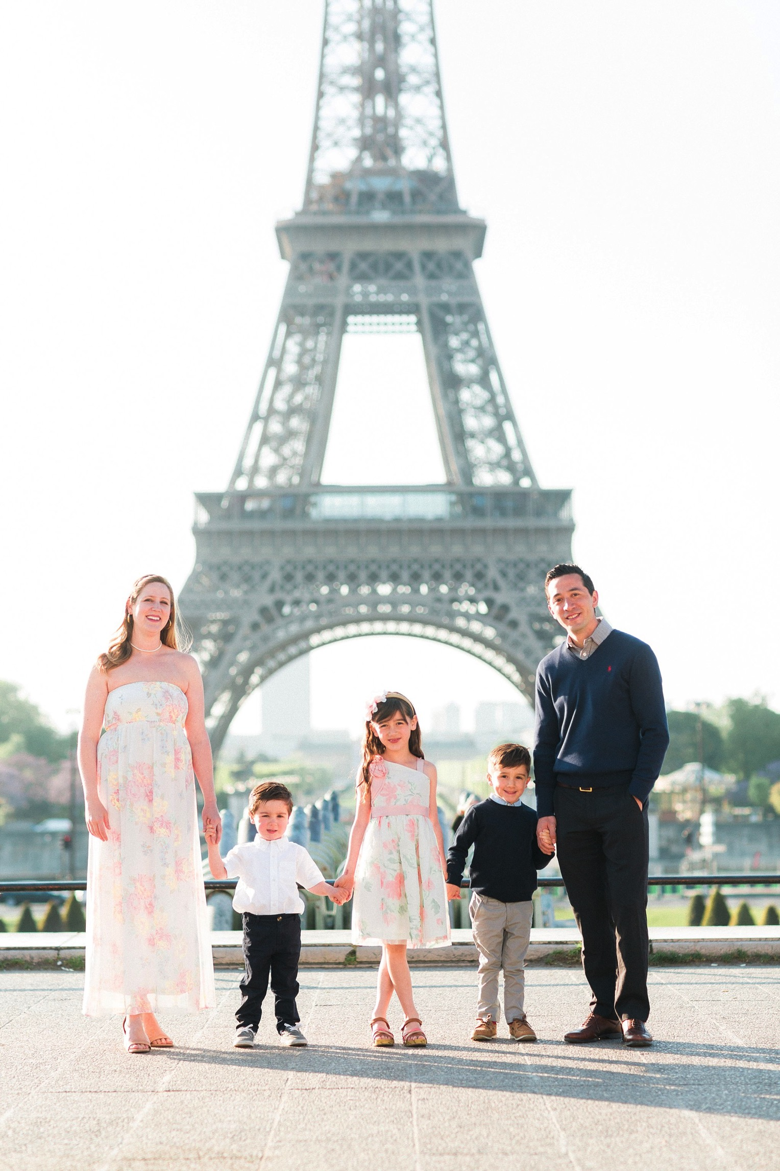 Paris Family French Grey Photography 033