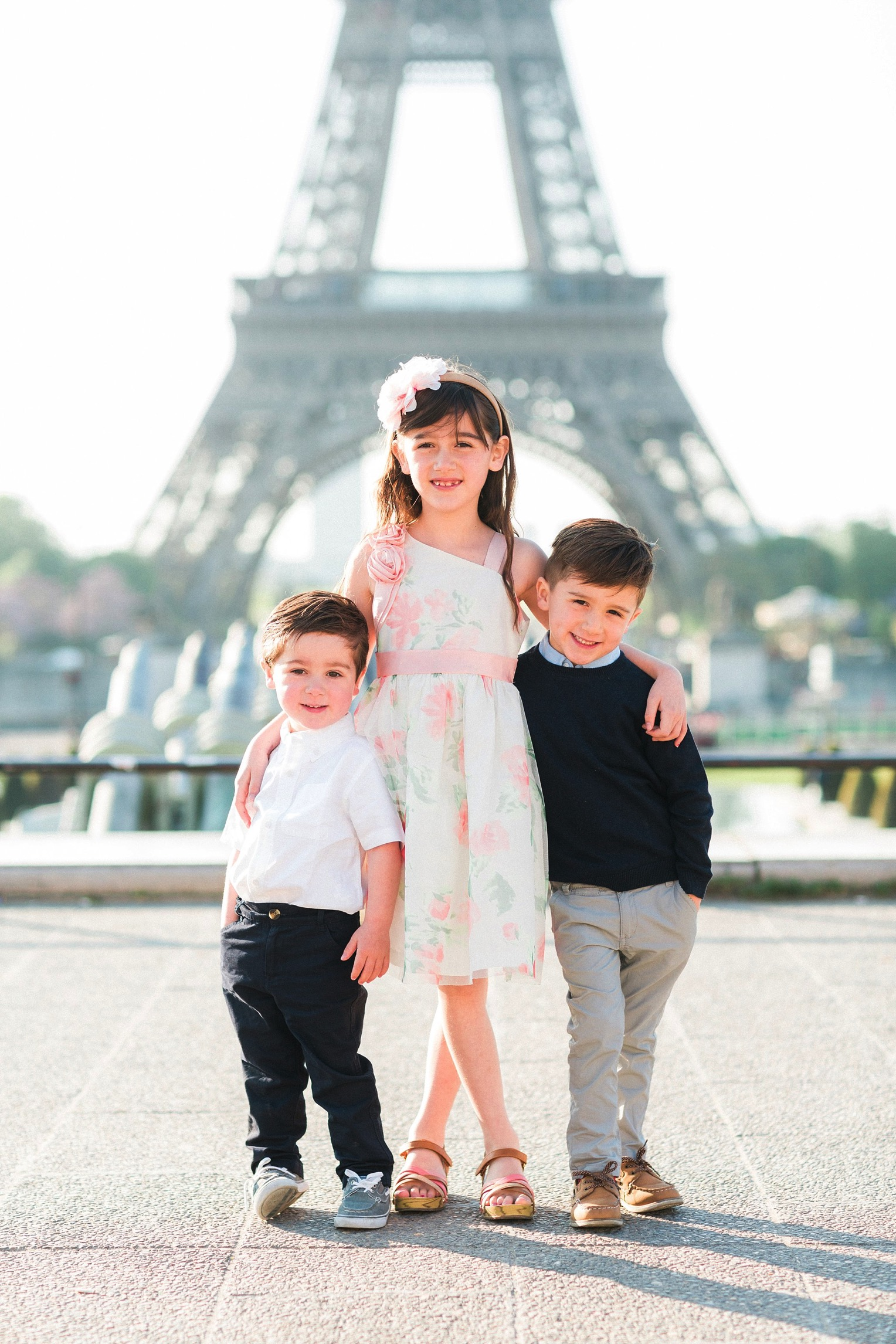 Paris Family French Grey Photography 038