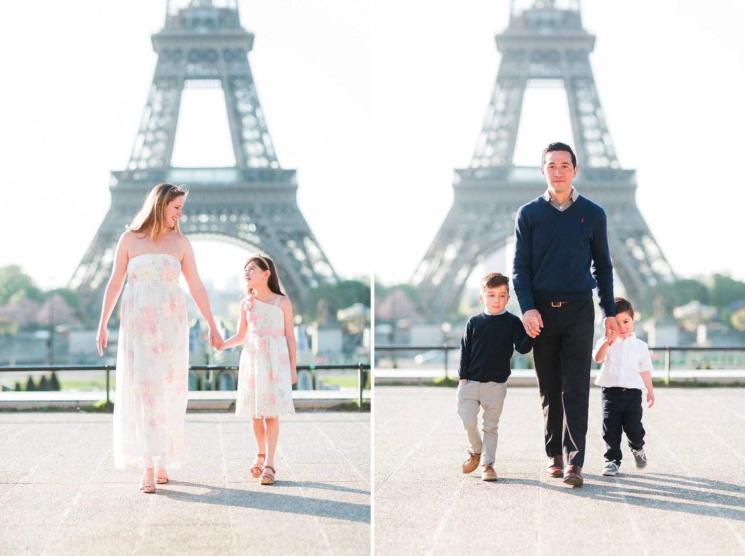 Paris Family French Grey Photography 047