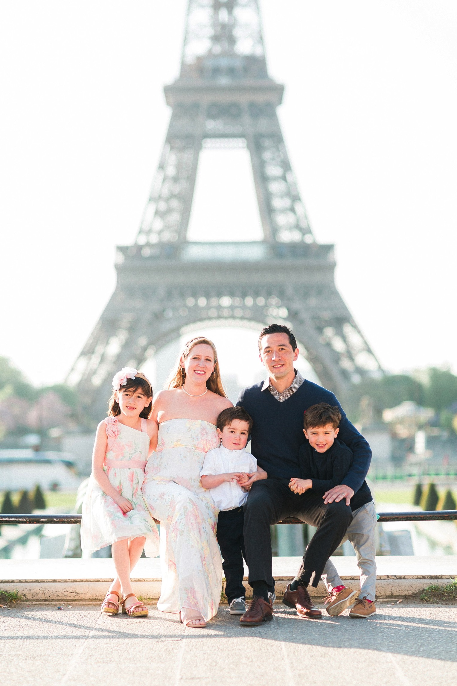 Paris Family French Grey Photography 051