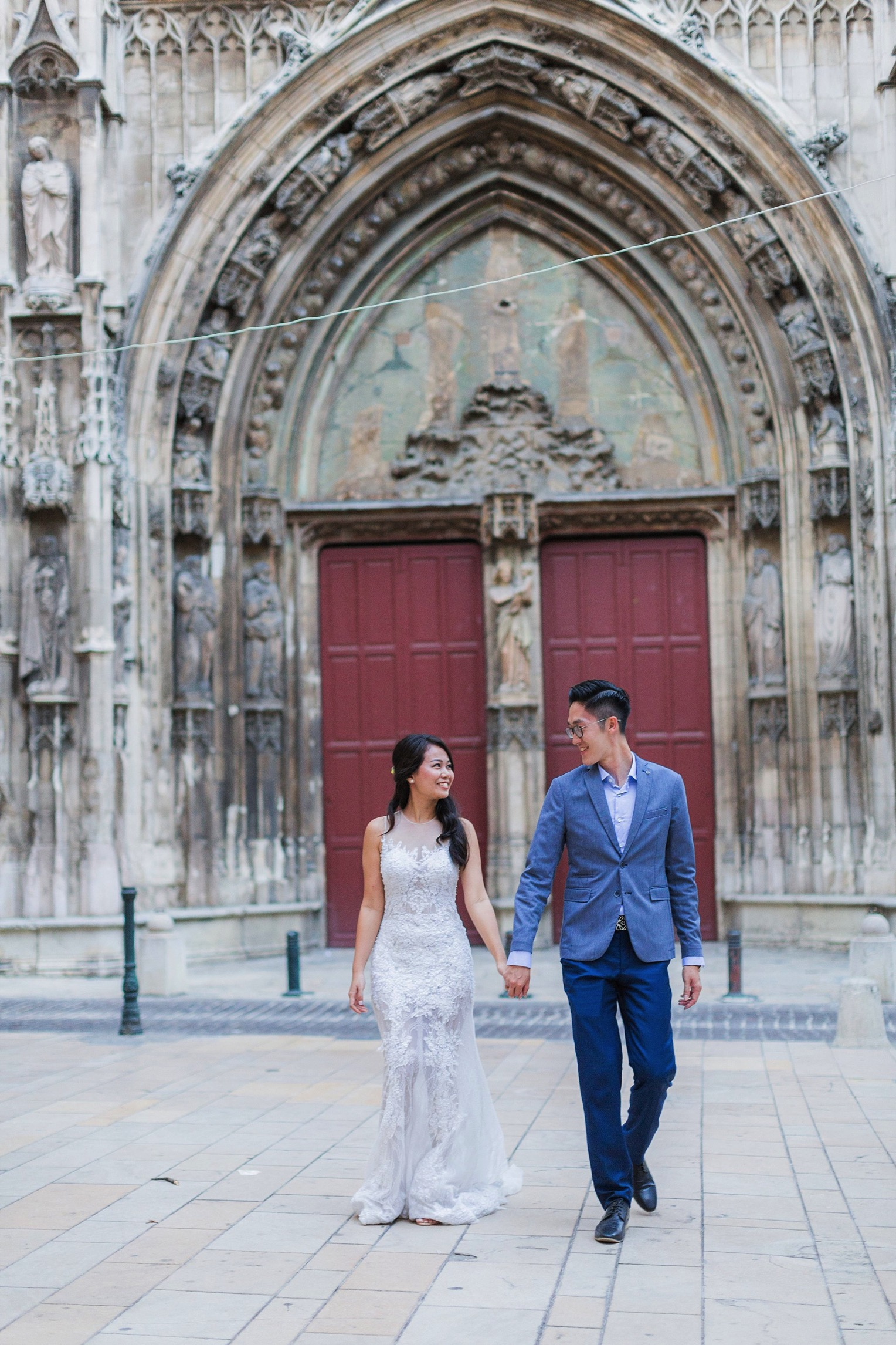 Provence Prewedding French Grey Photography23