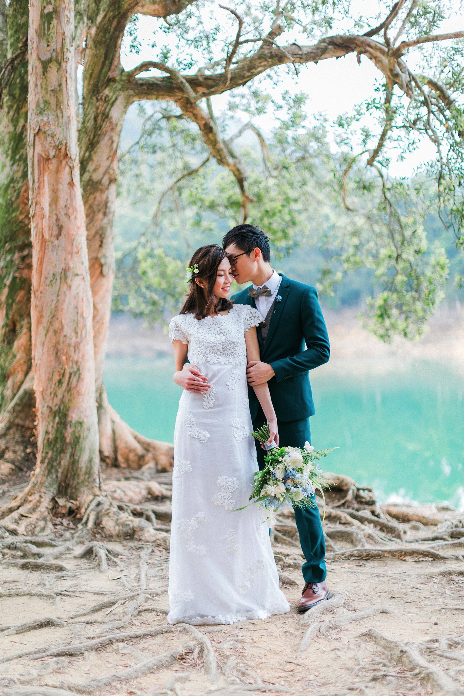 The Forest & Lake: A Hong Kong pre-wedding shoot. Part I | French ...