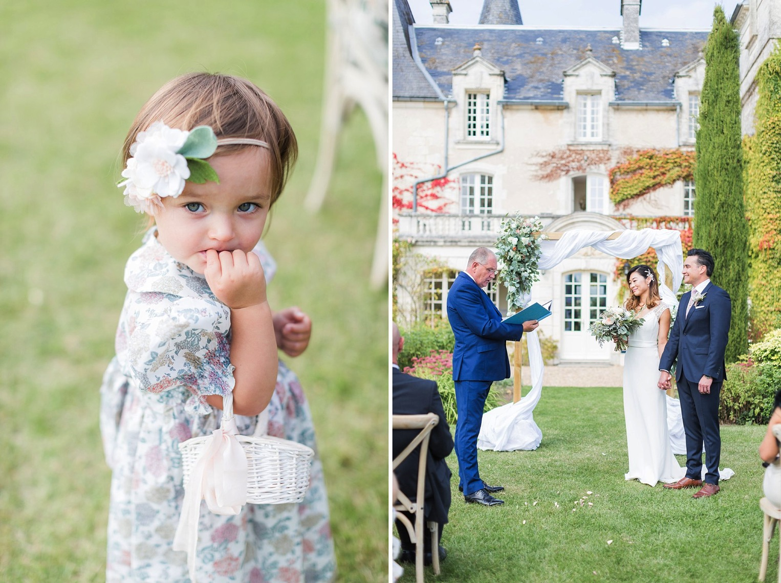 Chateau Charmant Wedding French Grey Photography27