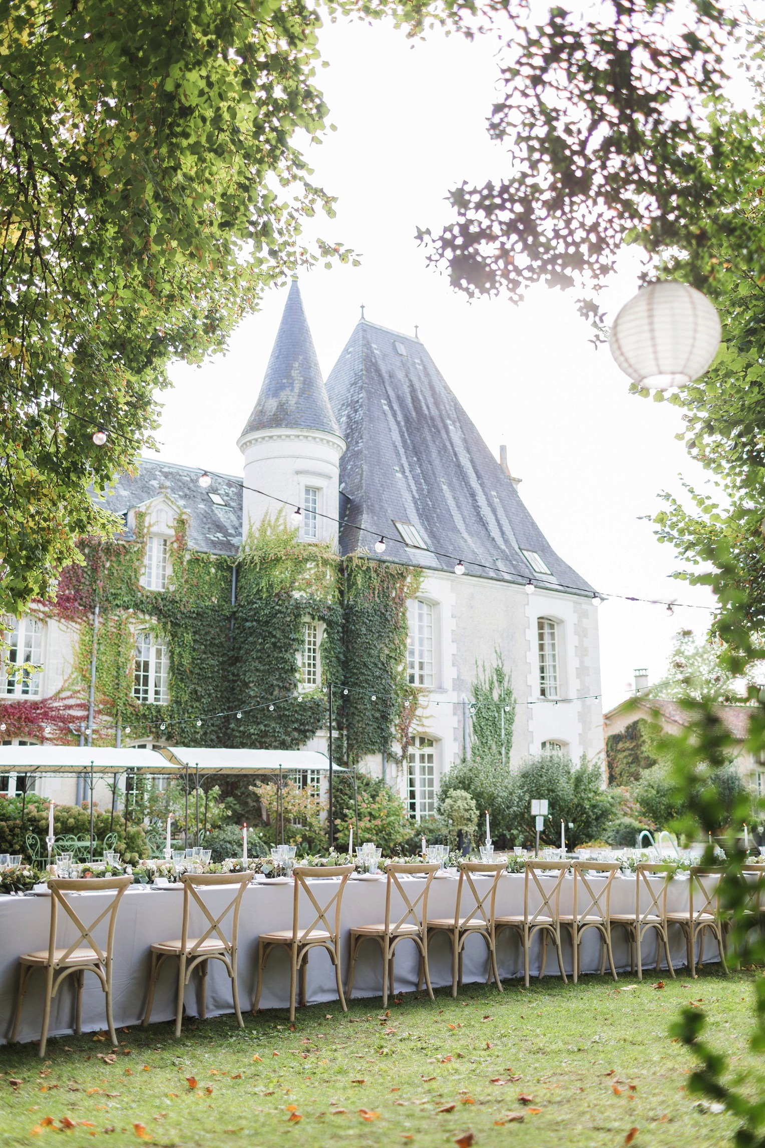Chateau Charmant Wedding French Grey Photography51