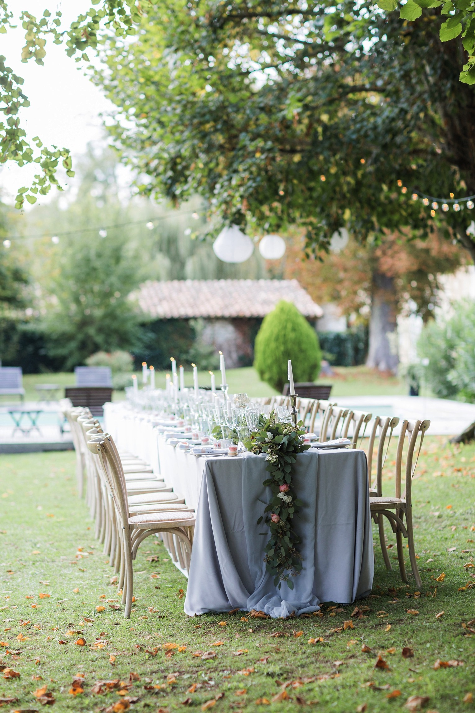 Chateau Charmant Wedding French Grey Photography52