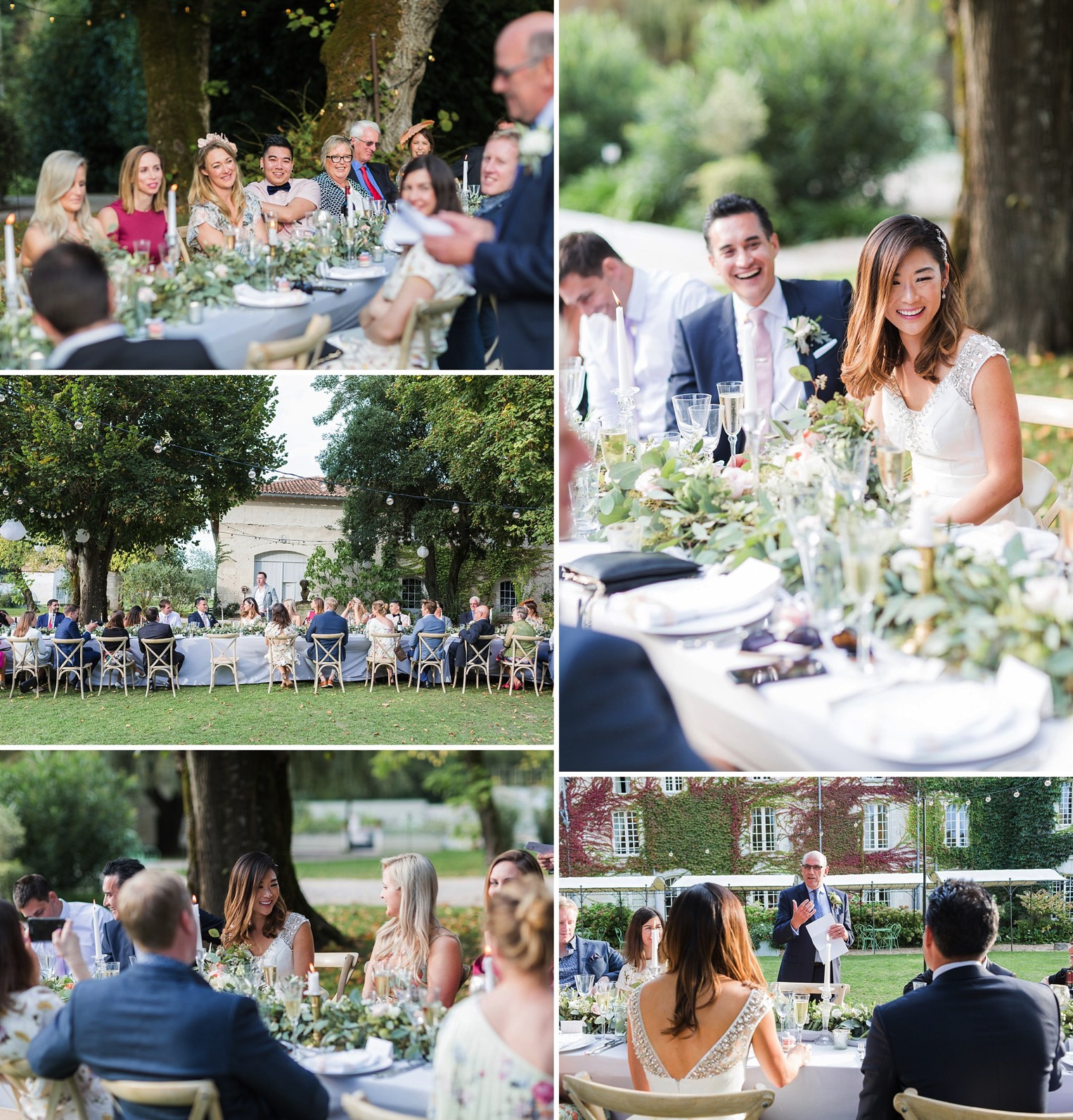 Chateau Charmant Wedding French Grey Photography55
