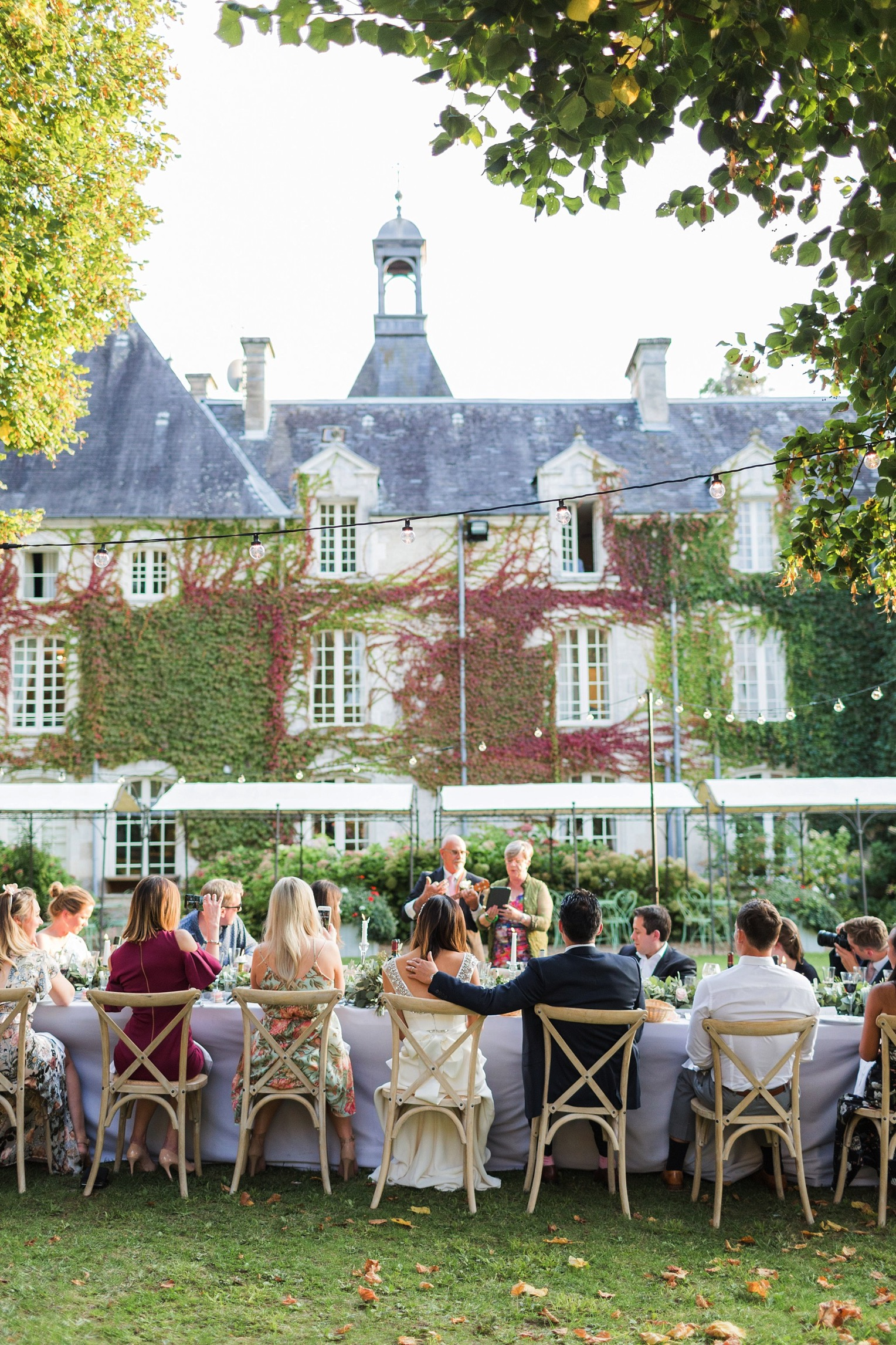 Chateau Charmant Wedding French Grey Photography59