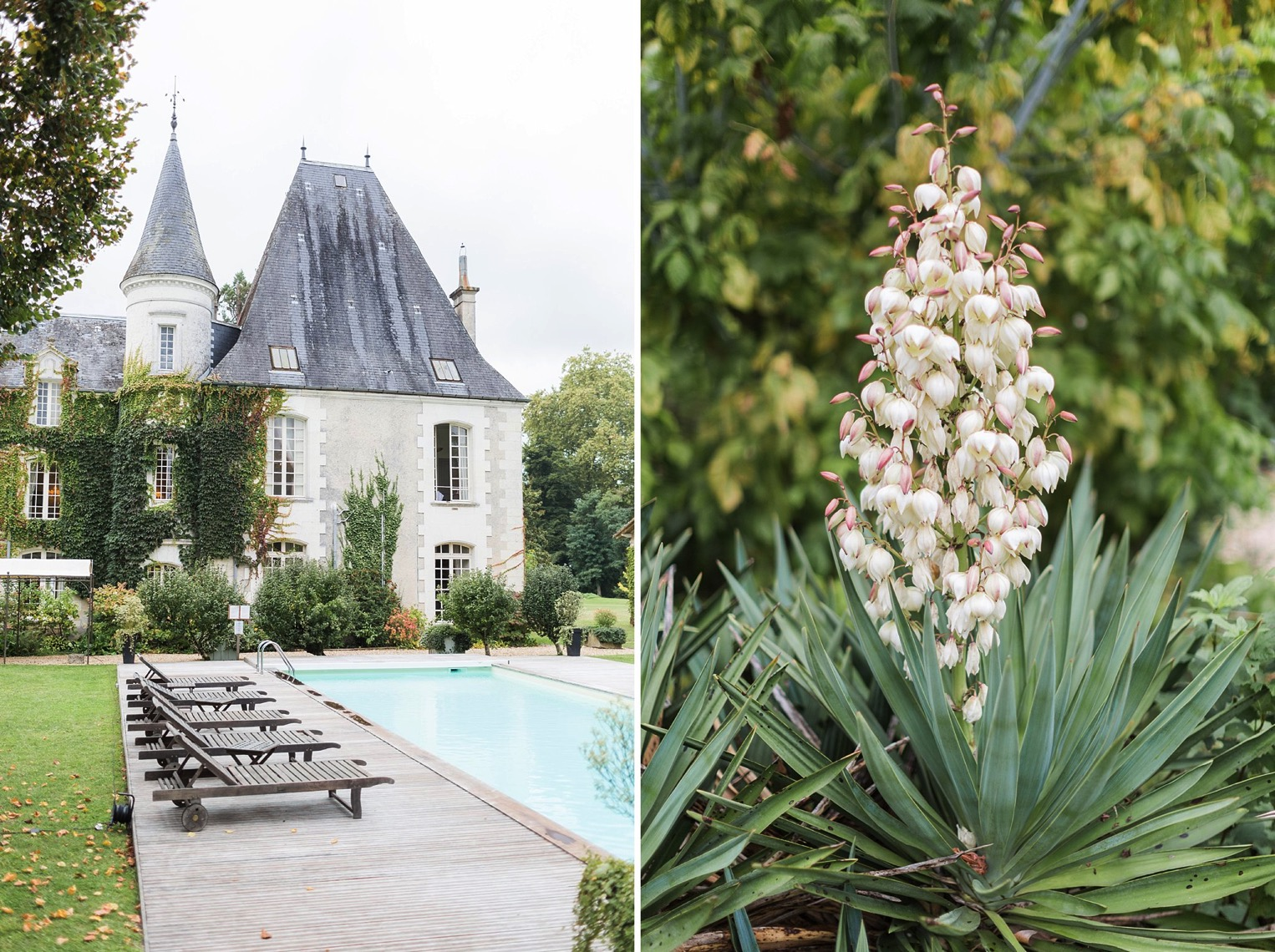 Chateau Charmant Wedding French Grey Photography6