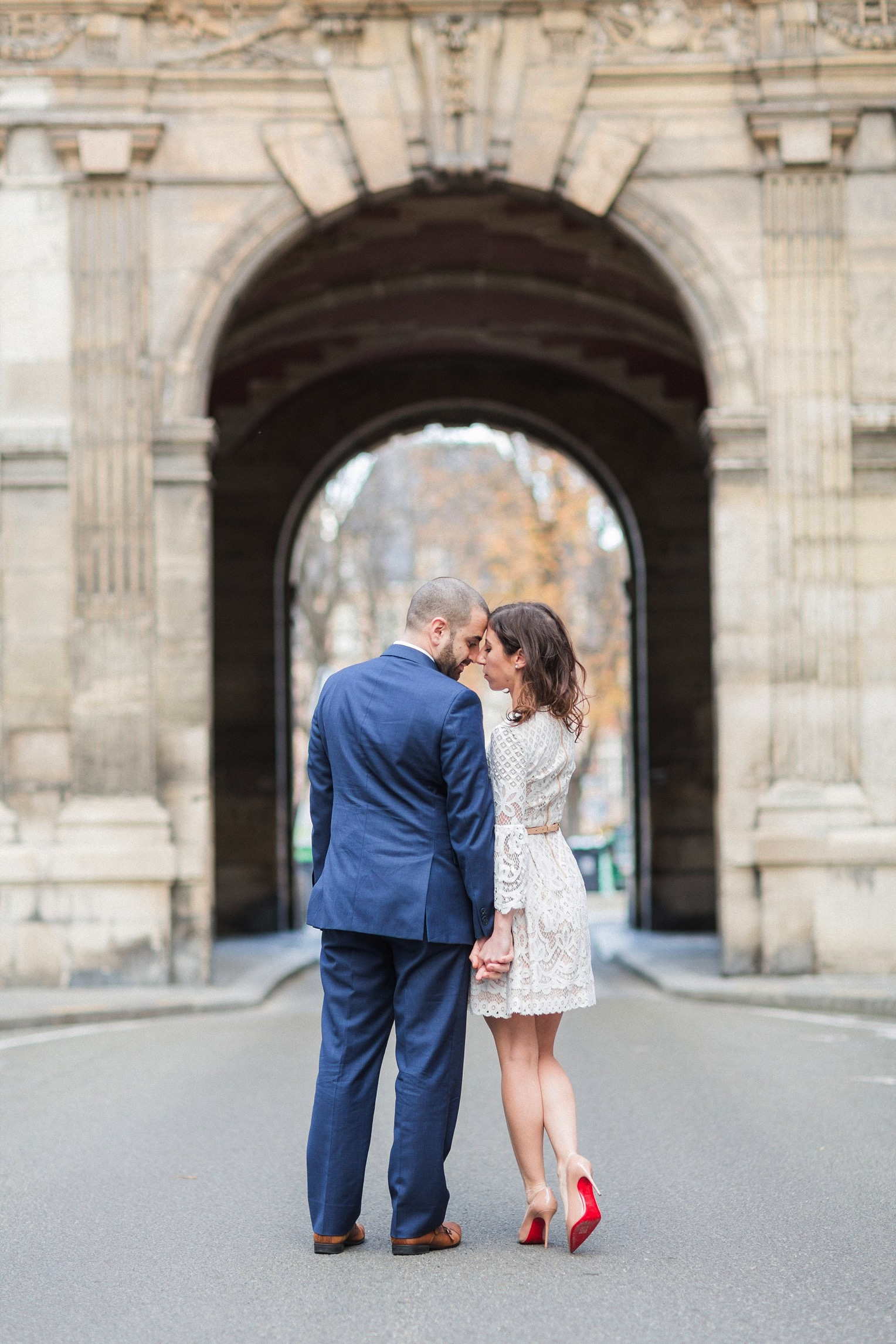 Paris engagement French Grey Photography 14