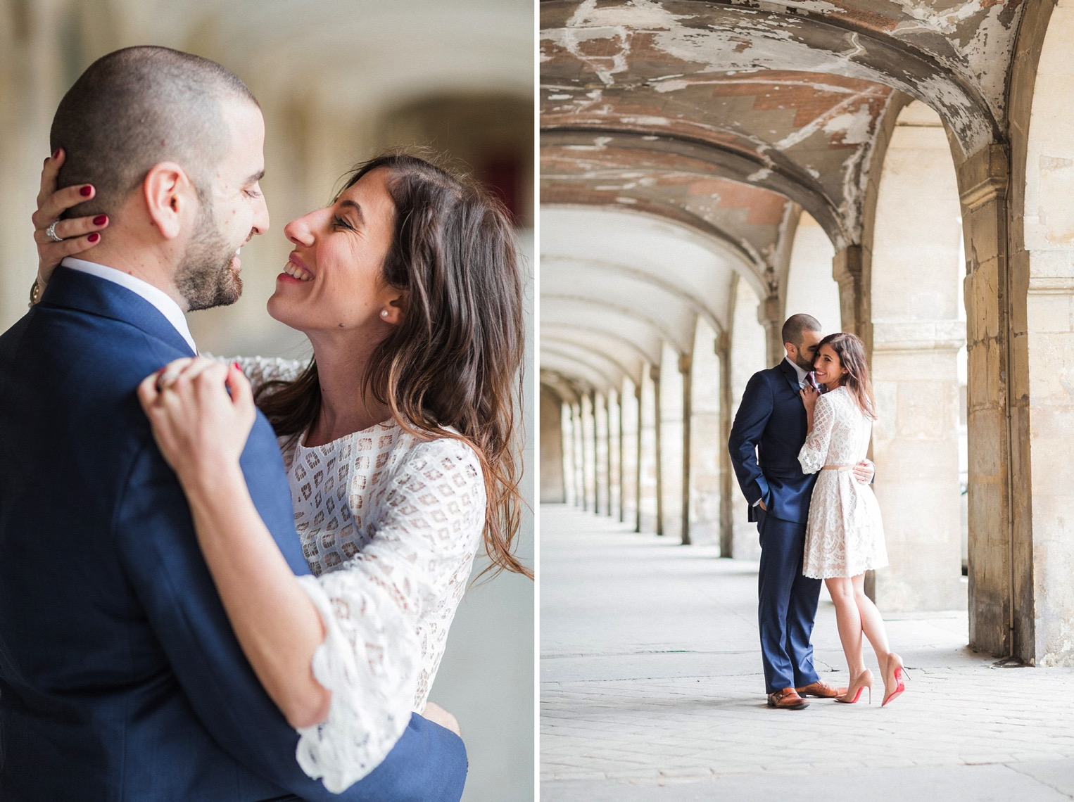 Paris engagement French Grey Photography 17