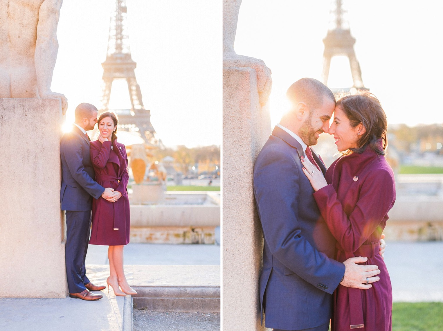 Paris engagement French Grey Photography 2