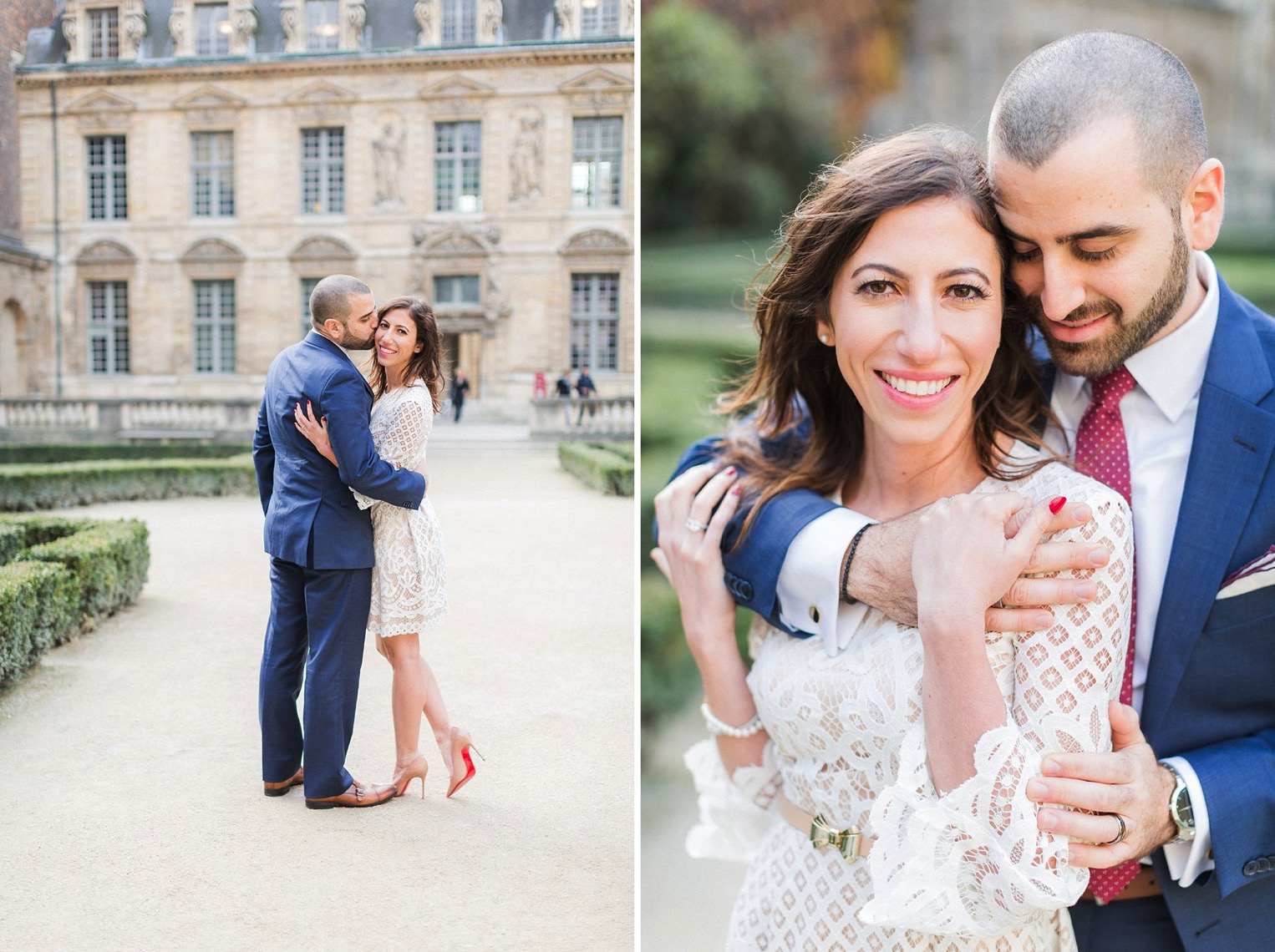Paris engagement French Grey Photography 21