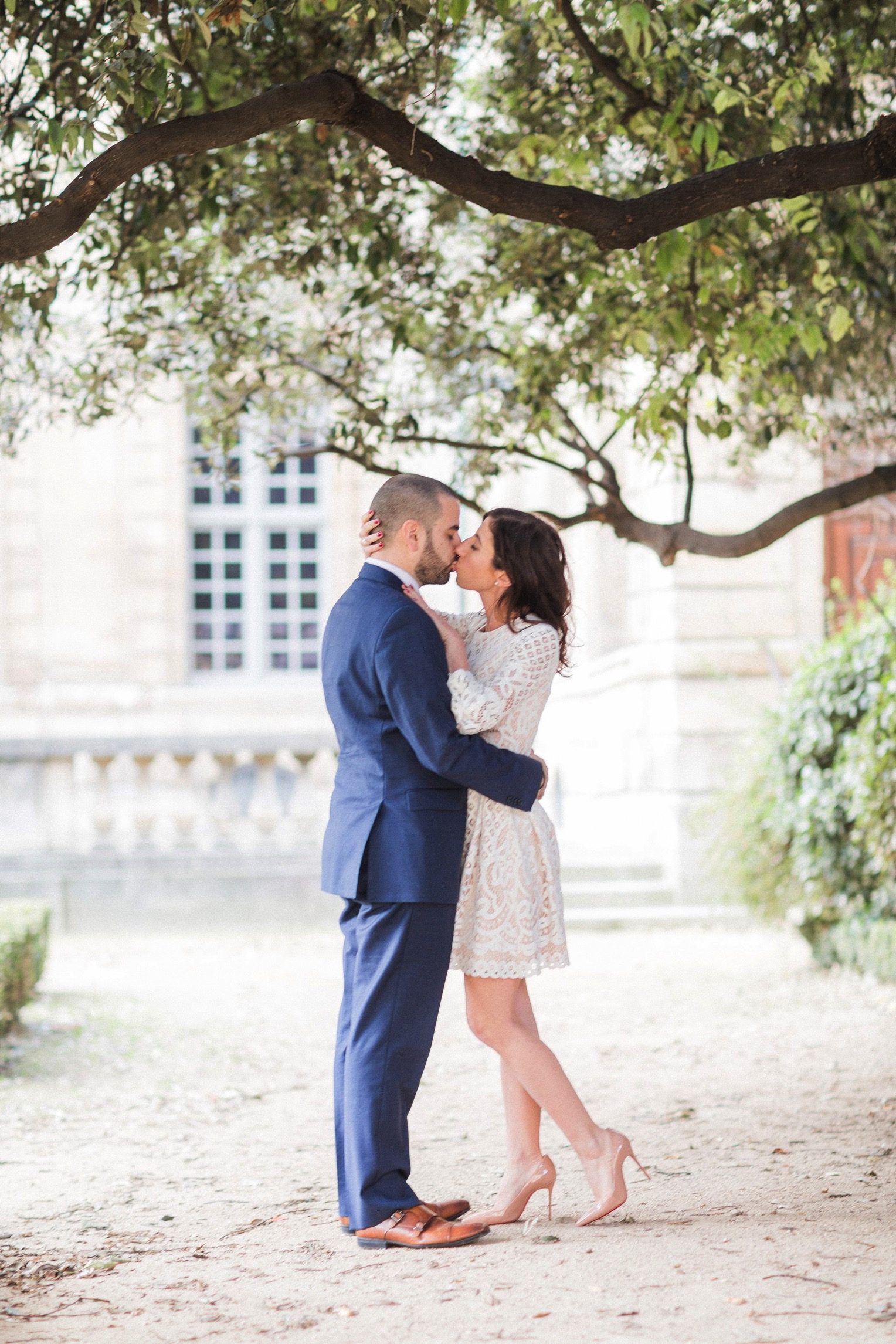 Paris engagement French Grey Photography 25