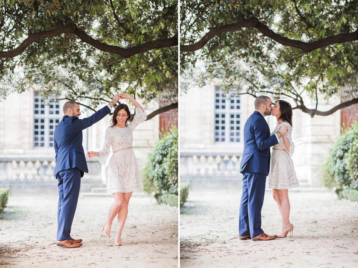 Paris engagement French Grey Photography 28