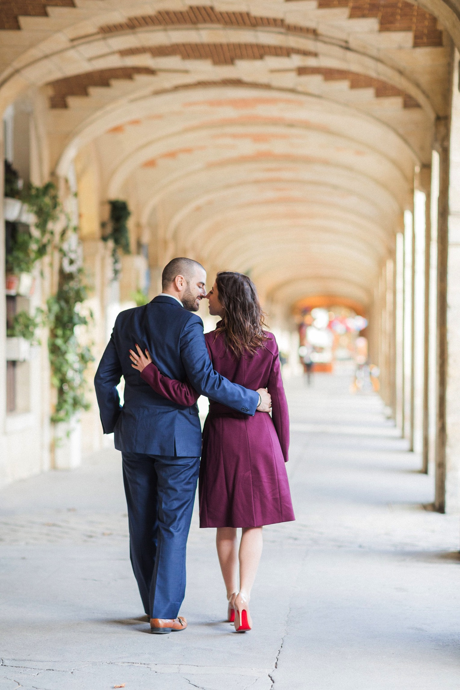 Paris engagement French Grey Photography 29