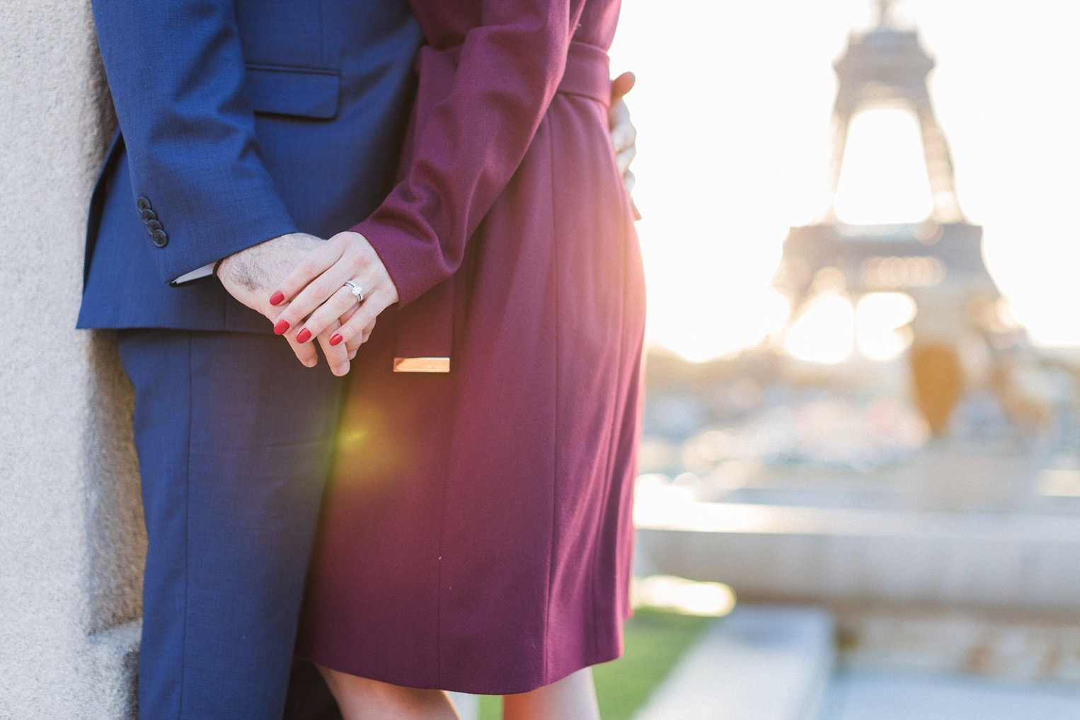 Paris engagement French Grey Photography 3