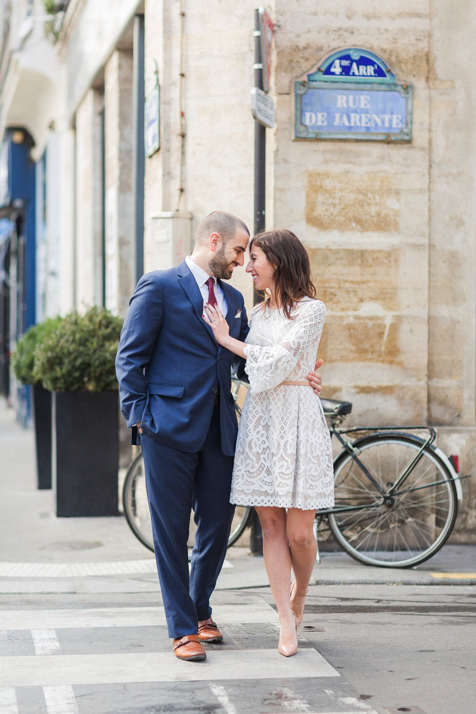 Paris engagement French Grey Photography 31