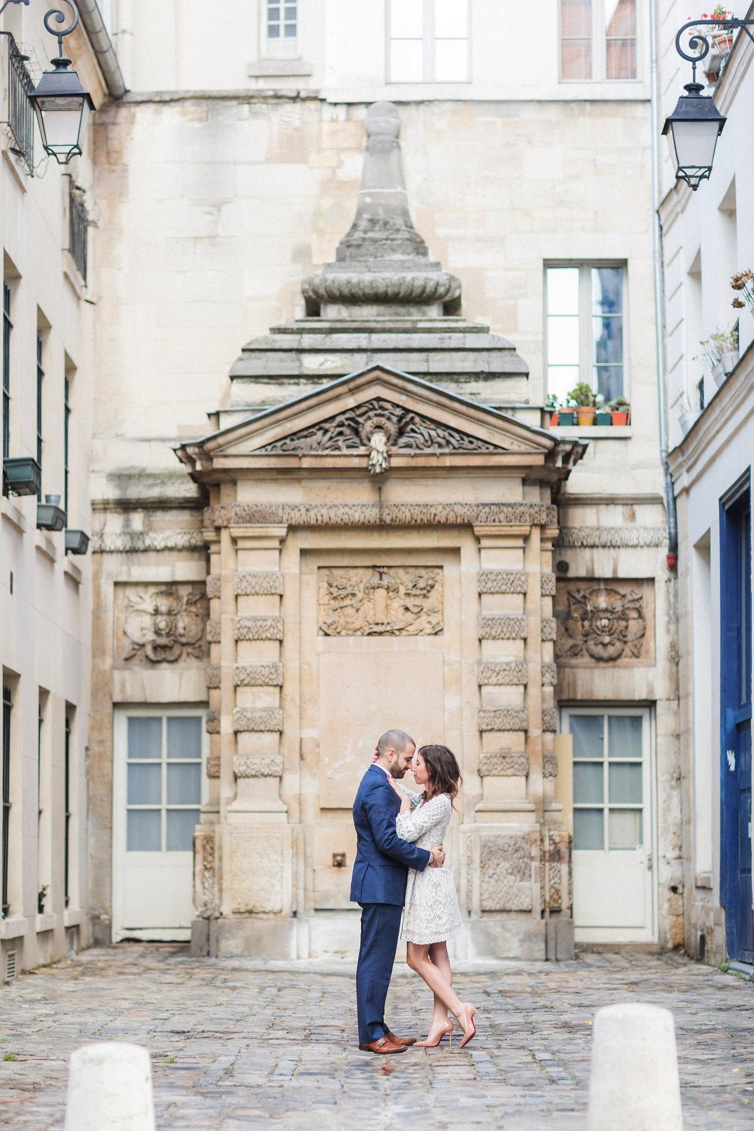 Paris engagement French Grey Photography 32