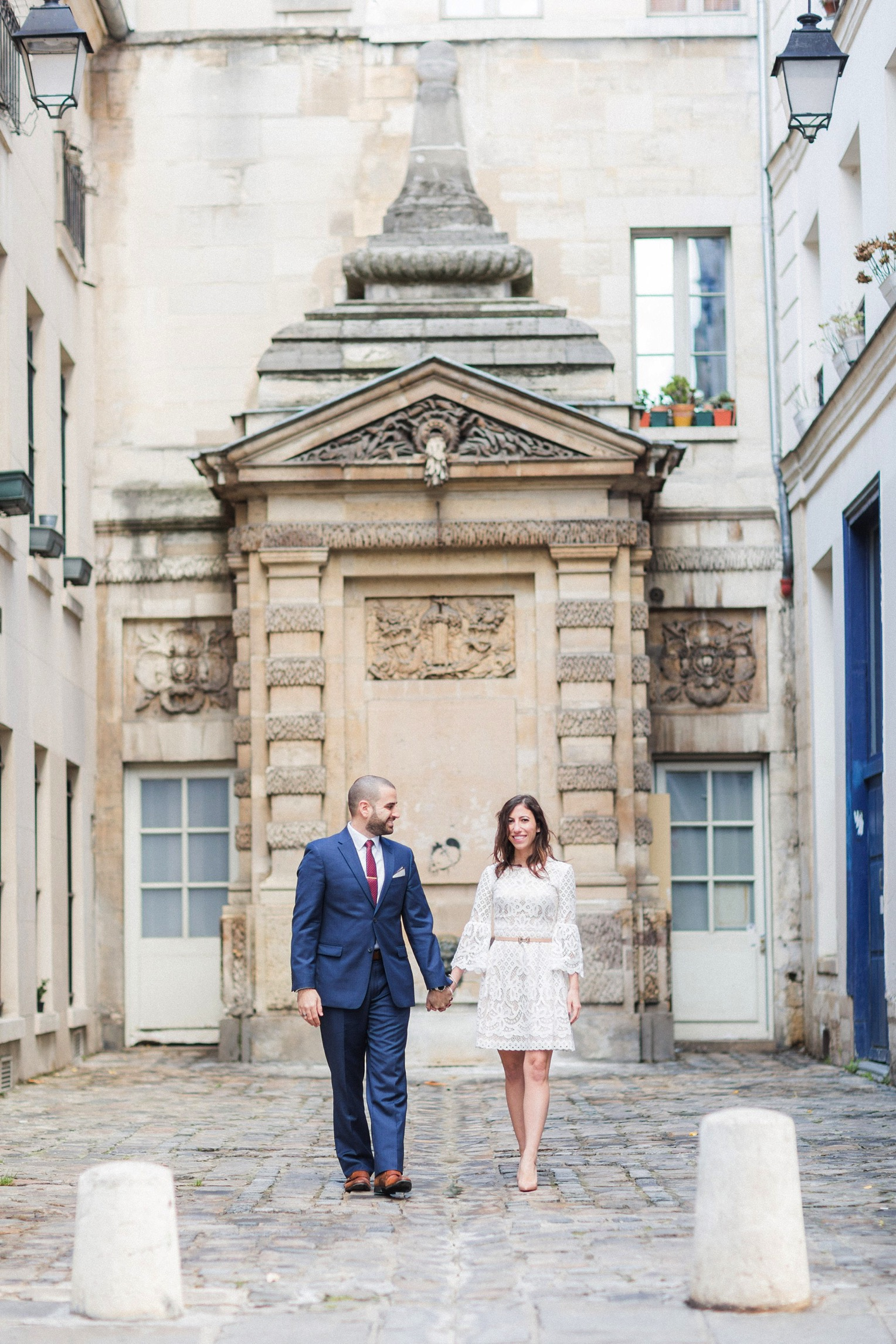 Paris engagement French Grey Photography 33
