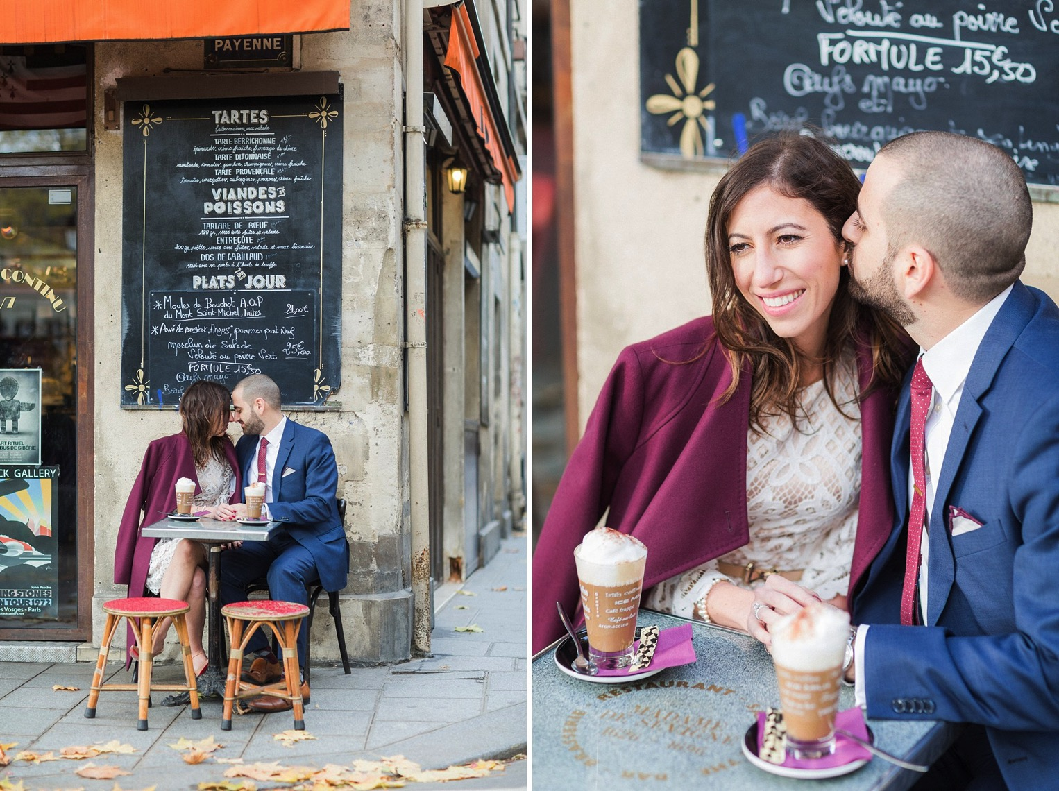 Paris engagement French Grey Photography 34