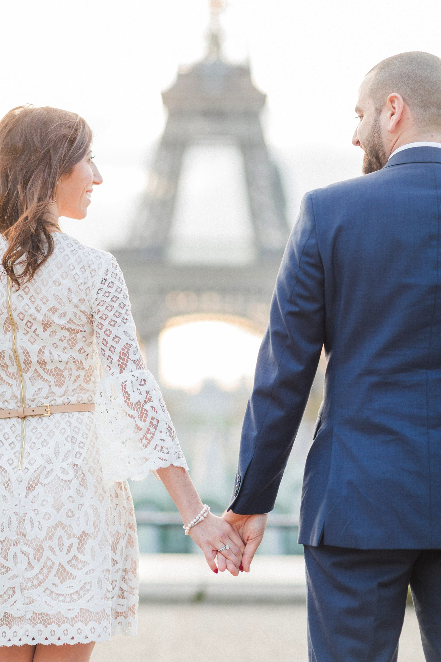 Paris engagement French Grey Photography 9